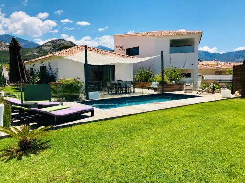 Villa entre Mer et Montagne... - Location, gîte - Calenzana