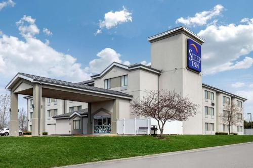 Sleep Inn Lake Bluff - Great Lakes, Illinois
