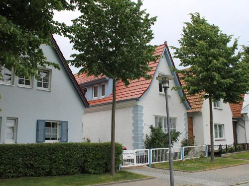 . Nice Apartment with Terrace in Rostock Germany