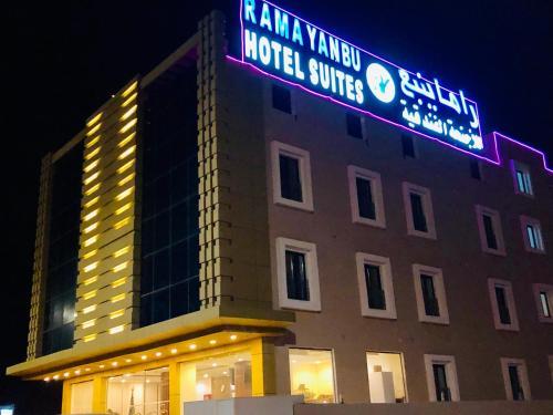 . Rama Yanbu Hotel-Suite