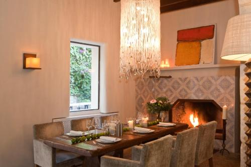 Doppelzimmer mit direktem Zugang zum Garten Hotel & Restaurant Jardi D'Artà 36
