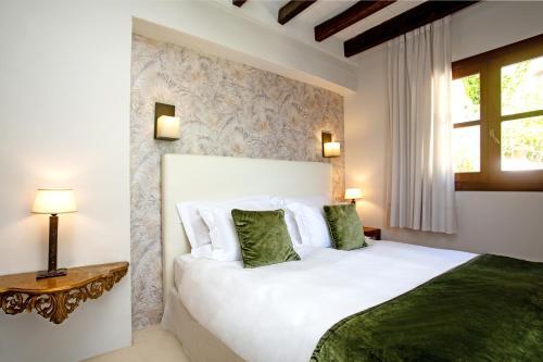 Doppelzimmer mit direktem Zugang zum Garten Hotel & Restaurant Jardi D'Artà 37