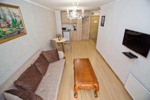 . Orbi Bakuriani apartment 729