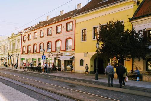 Parva Villa in Miskolc