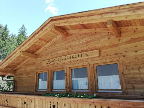 Holzknechthütte Mayrhofen