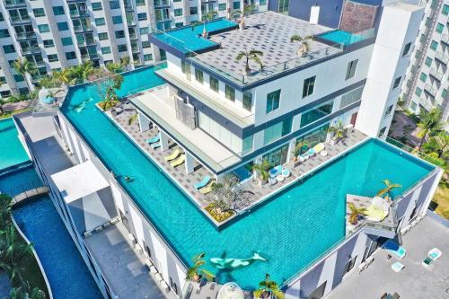 Pattaya House at Arcadia Pattaya House at Arcadia