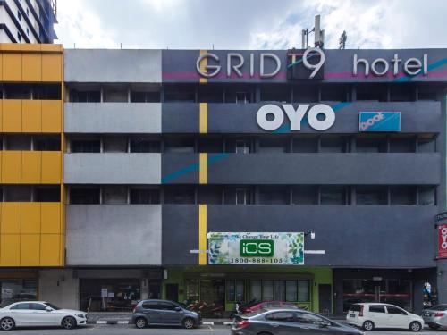 OYO 416 Grid 9 Hotel Kuala Lumpur