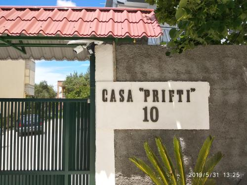 . Casa Prifti