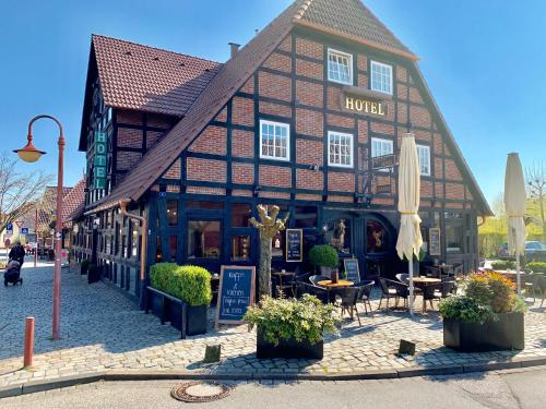 . Meyer's Hotel Garni