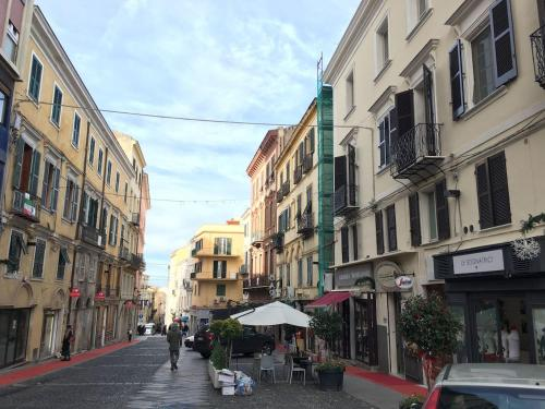 Design Apartments Sassari-Skyline bild1