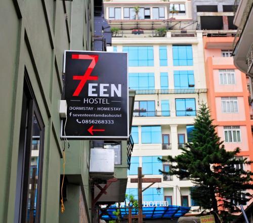 Seven Teen Tam Dao Hostel