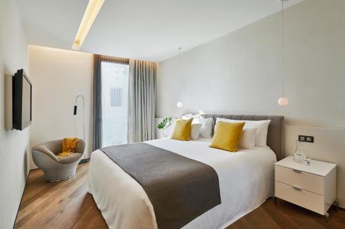 Habitación Doble Estándar (1-2 adultos) - 1 o 2 camas  Ohla Barcelona 4