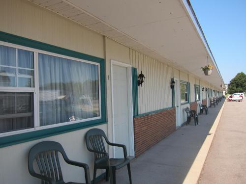 Fotografie prostor Fundy Spray Motel