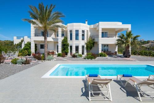 . Andrealexia Sea View Villa