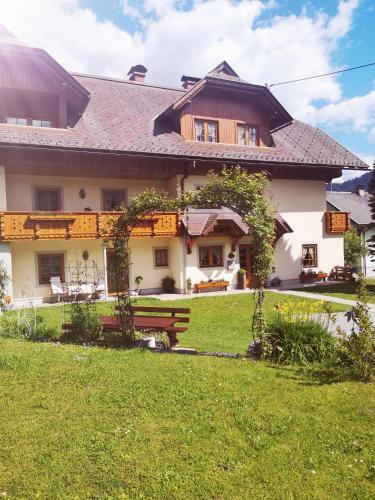 Gästehaus Wastian - Accommodation - Weissbriach