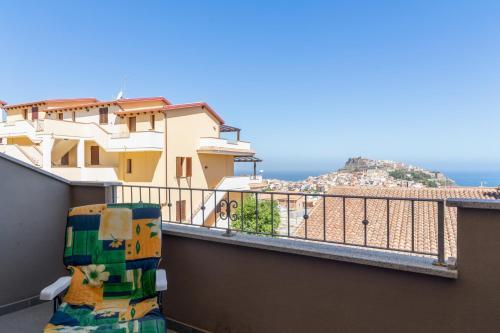 . Castelsardo Terrace Apartment