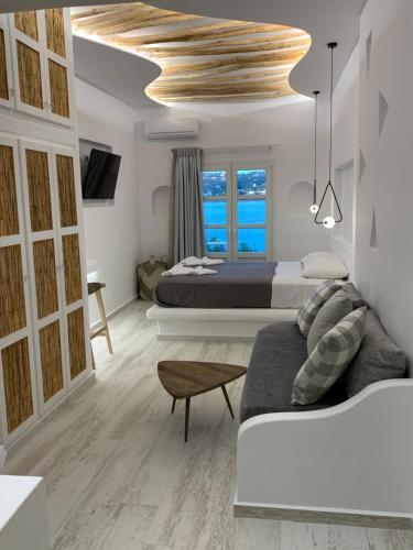 . Alidian bay Suites Leros