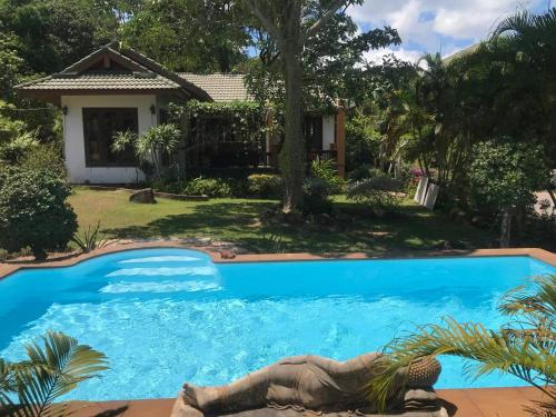 Thai style sea view garden villa Thai style sea view garden villa