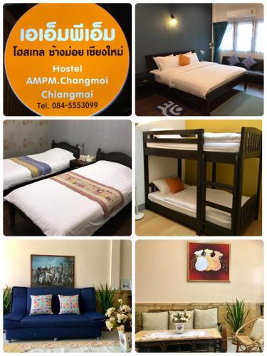AMPM Hostel Changmoi Chiangmai AMPM Hostel Changmoi Chiangmai