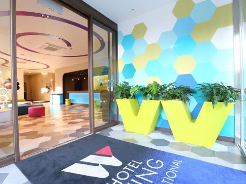 . Hotel Wing International Select Higashi Osaka