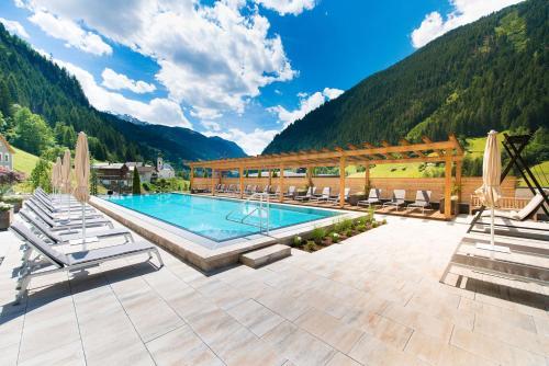 Alpines Balance Hotel Weisses Lamm See im Paznaun