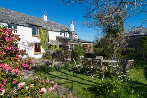 Hallagather Farmhouse, Boscastle, Cornwall