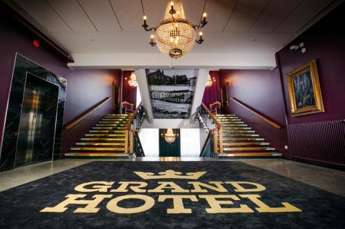 Grand Hotel Mustaparta