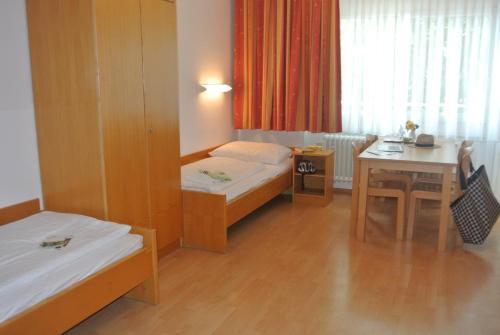 egyágyas szoba burgenlandban)
