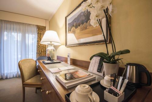 Royal Plaza Montreux - Hotel