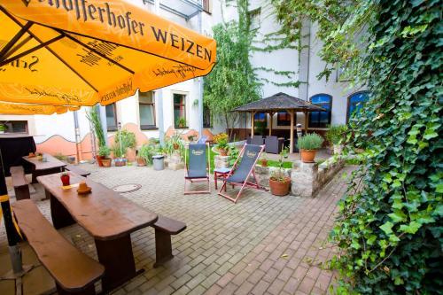 Hotel-overnachting met je hond in Gästehaus Mezcalero - Dresden