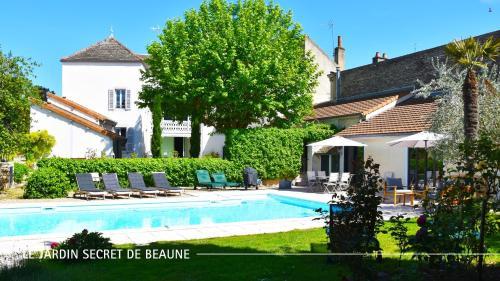 Le Jardin Secret De Beaune - Location saisonnière - Beaune