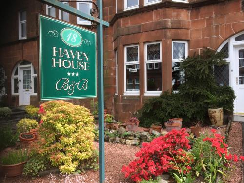 Haven House, Largs