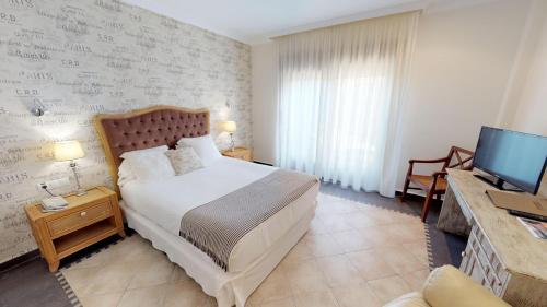 Habitación Doble Superior - 1 o 2 camas Hotel Boutique MR Palau Verd - Adults Only 13