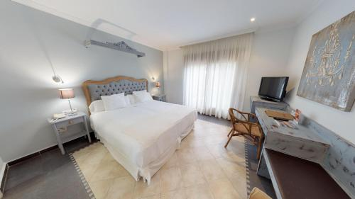Habitación Doble Superior - 1 o 2 camas Hotel Boutique MR Palau Verd - Adults Only 5