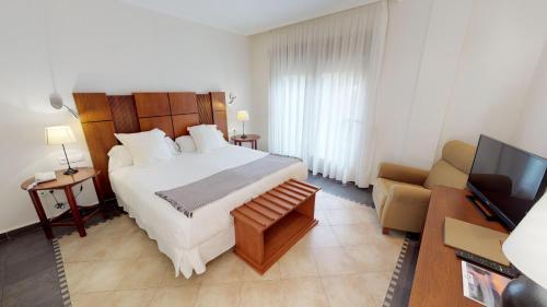 Habitación Doble Superior - 1 o 2 camas Hotel Boutique MR Palau Verd - Adults Only 10