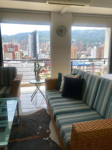 . Apartamento Amoblado En Bucaramanga