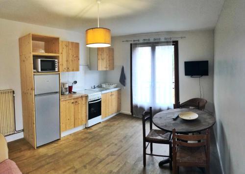GITA ANGELA - Appartement 1 chambre - Apartment - Aigueblanche