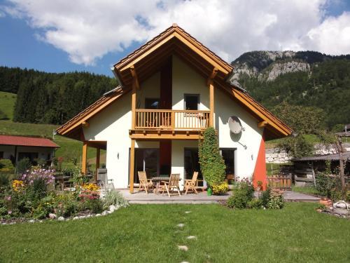 Ferienhaus Hirschloser, Pension in Steyrling bei Kirchdorf an der Krems