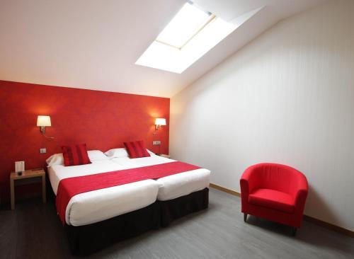 Habitación Doble Estándar - 1 o 2 camas ELE Enara Boutique Hotel 4
