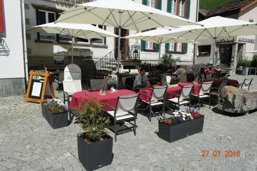 Gasthaus Edelweiss - Hotel - Vals