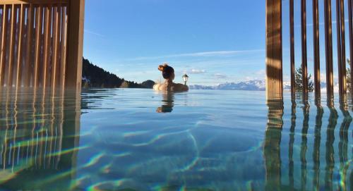Berghotel Jochgrimm - Alpine Wellness - Hotel - Varena