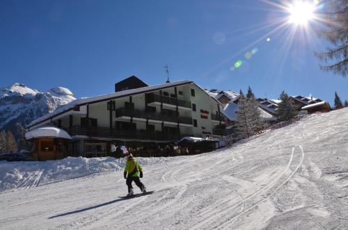 Hotel Alaska - Folgarida
