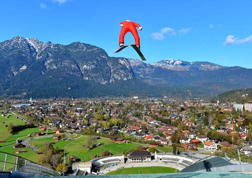 Olympiahaus Garmisch-Partenkirchen