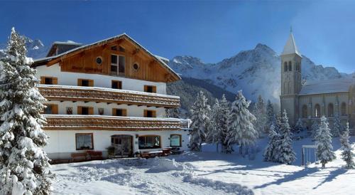 Hotel Alpenhof - Solda