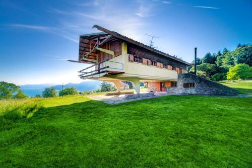Villa K2 by Carlo Mollino - Accommodation - Agra