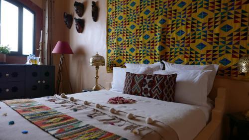 Dar Sultan istabas fotogrāfijas