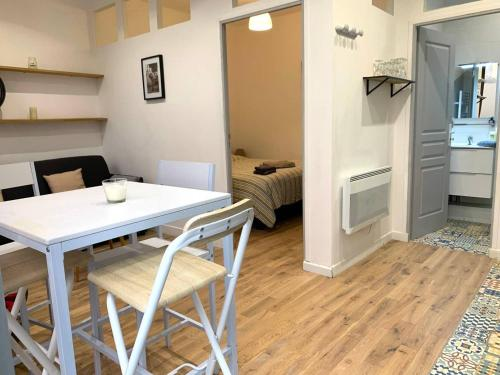 Nice 1 Br of 26m2 - Lively area