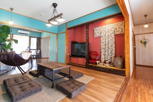 . 沖縄古民家お宿ななつぼし Okinawa Traditional House Nanatsuboshi
