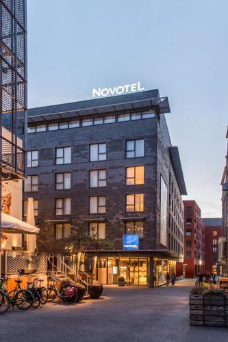 Novotel Mechelen Centrum, Pension in Mechelen