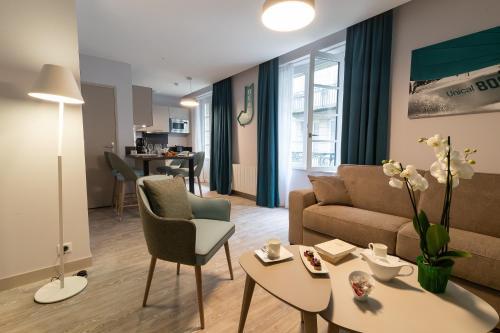 Appartements des Marins - Hôtel - Saint-Malo